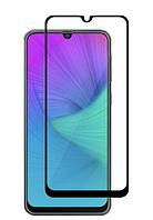 Захисне скло для Xiaomi Redmi 9A/9C/Poco C3 Full Glue з олеофобним покриттям, колір чорний