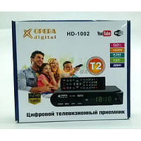 Тюнер Т2 OPERA DIGITAL HD-1002 DVB-T2, ТВ тюнер, Телеприемник, цифровое телевидение, мегараспродажа