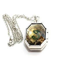 Кулон Медальон Слизерина - Гарри Поттер   Slytherins - Harry Potter