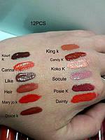 Матовая помада Kylie Lipstick, суперстойкая помада цвета в ассортименте! Акция
