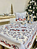 """Салфетка под тарелку  """"Квітчасте Різдво"""",  37х49 см, фото 6"""