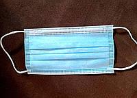 Маска одноразовая паяная с мельблауном 1.1грн, фото 1