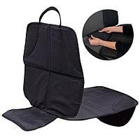 Защитная накидка-органайзер для автомобильного кресла NY-05! Акция