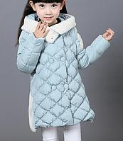 Яркая куртка на девочку Д 01006-И