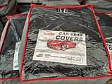 Авточехлы Favorite на Honda CR-V 2006- 2012 wagon,Хонда CR-V 2006-2012 года вагон, фото 4