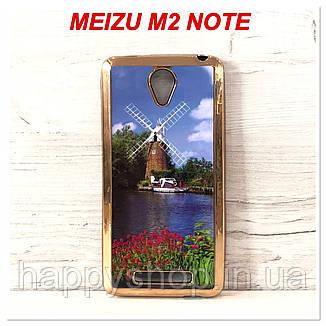 Силиконовый чехол Remax для Xiaomi Redmi note 2 (Holland), фото 2