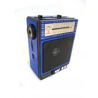 Радиоприемник колонка MP3 Golon RX-077 Blue