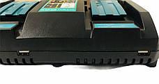 Зарядное устройство Makita DC18RD li ion 2 акб, фото 3