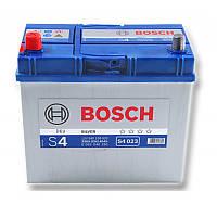 Аккумулятор  BOSCH S4023 45Ah, левый (+), Азия