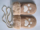 Оригинальные крутые детские варежки рукавички, фото 6