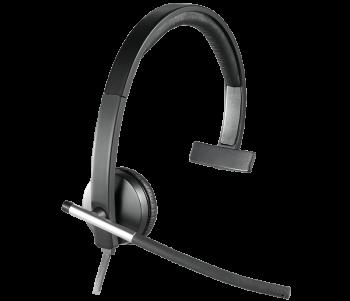 USB моногарнитура LOGITECH H650E HEADSET