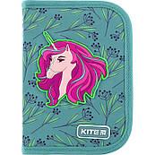 Пенал школьный твердый Kite Lovely Sophie 1 отд. 2 отеорота K20-622-1