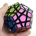 Кубик Рубика Мегаминкс черный Smart Cube SCM1, фото 3