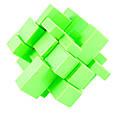 Кубик рубика MIRROR зеленый Smart Cube SC358, фото 2