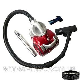 Пылесос вакуумный с колбой Haeger HG-8662 | 2400Вт | Красный