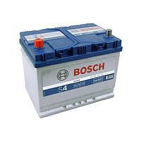 Аккумулятор  BOSCH S4027 70Ah, левый (+), Азия