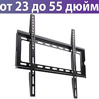 "Настенное крепление для телевизора 23-55"" Vinga TM10-4451, кронштейн на стену"