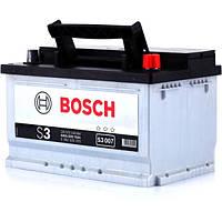 Аккумулятор  BOSCH S3007 70Ah, правый (+)