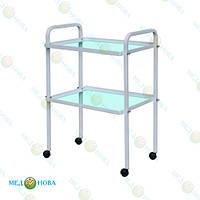 Cтолик медицинский, столик инструментальный операционный (столик медицинский передвижной) СИ-5 Завет