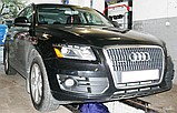 Защита картера двигателя и акпп Audi Q5 2008-, фото 5
