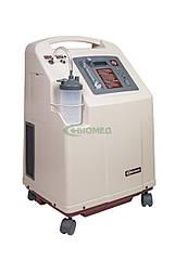 Кислородный концентратор 7F-5  медицинский портативный для дома (аппарат для дыхания, кисневий)