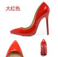 Туфли  Christian Louboutin реплика красные