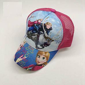 Кепка Frozen Disney детская бейсболка панамка шапка головные уборы
