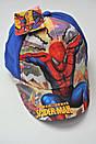 Кепка Spider man детская бейсболка панамка шапка головные уборы, фото 3