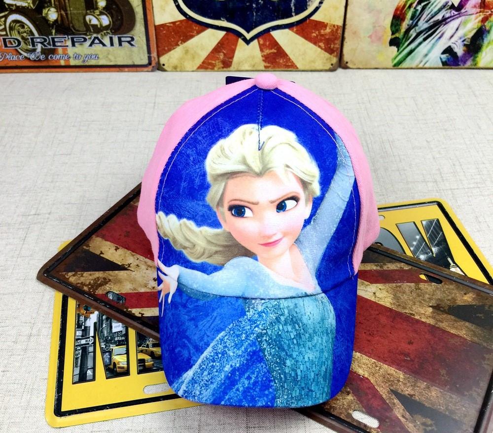Кепка Frozen детская бейсболка панамка шапка головные уборы
