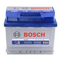 Аккумулятор  BOSCH S4005 60Ah, правый (+)