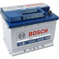 Аккумулятор  BOSCH S4006 60Ah, левый (+)
