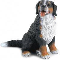 Фигурка Schleich Бернская горная собака 1:12 (16316)
