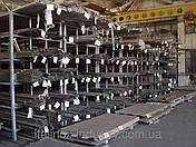 Нержавеющая шлифованная труба AISI 304 80х80х2,0, фото 3