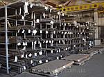 Нержавеющая труба 100х100х2,0 сатин, фото 3