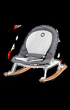 Дитяче крісло-качалка Lionelo ROSA GREY/WHITE