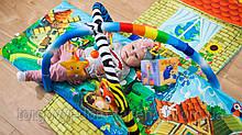 Розвиваючий килимок Lionelo AGNES PLUS