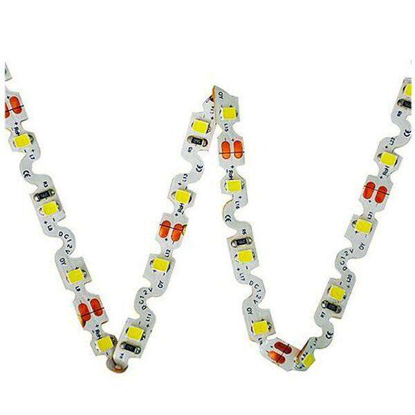 """Светодиодная LED лента гибкая 12V PROLUM IP20 2835\120 S-TYPE Series """"S"""", Желтый"""