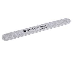 Сталекс NF-21/1 Пилочка минеральная для ногтей прямая 100/180 (за 1 шт, уп 5)