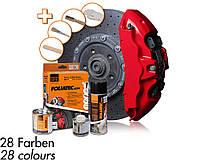 Высокотемпературная краска FoliaТес 2185 для тормозных суппортов цвет Neon Rot