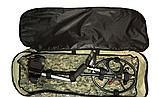 Рюкзак для металлоискатель (металоискателя, металошукача) и лопаты (2018 Лес2), фото 4