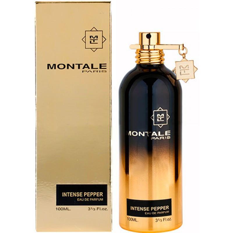 Оригинальная парфюмерия Montale Intense Pepper