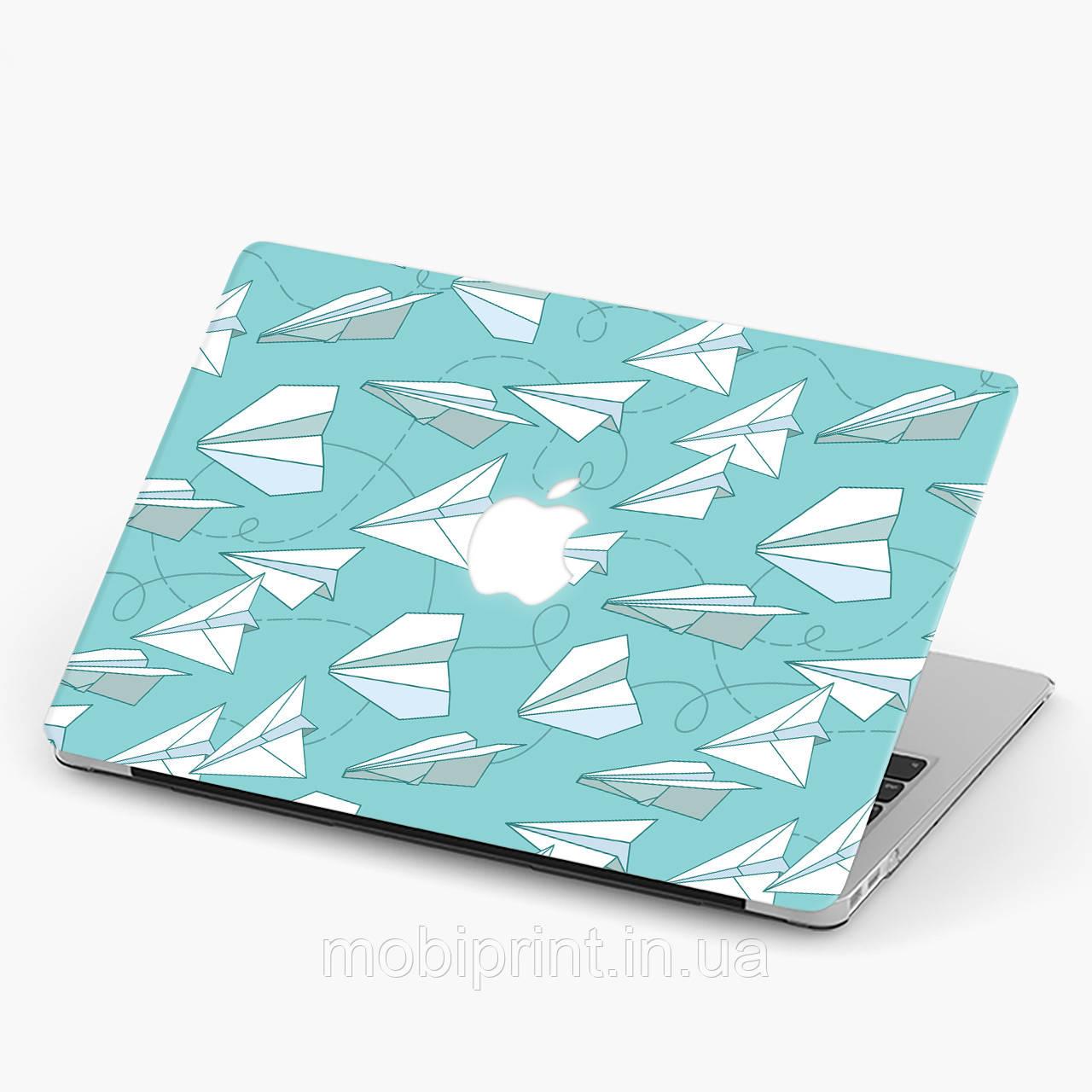 Чехол пластиковый для Apple MacBook Pro / Air Текстура дерева (Wood texture) макбук про case hard cover