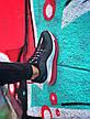 Женские кроссовки в стиле Nike Air Max 720 Run Grey\Pink Серые с розовым, фото 2