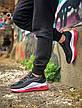 Женские кроссовки в стиле Nike Air Max 720 Run Grey\Pink Серые с розовым, фото 3