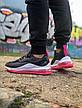 Женские кроссовки в стиле Nike Air Max 720 Run Grey\Pink Серые с розовым, фото 4
