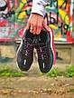 Женские кроссовки в стиле Nike Air Max 720 Run Grey\Pink Серые с розовым, фото 5