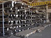 Нержавеющая матовая труба 04Х18Н10 30х20х1,5, фото 2