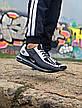 Мужские кроссовки в стиле Nike Air Max 720 Run Utility Grey\White, фото 2