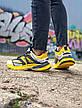 Женские кроссовки в стиле Balenciaga Track Yellow\Black Жёлтые, фото 4