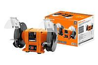 """Заточной станок ЗС-350, 350 Вт, 2950 об/мин, круг 200 ×20 мм, посад. диам. 16 мм, """"Рубин"""" TDM"""